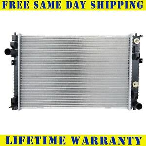 Radiator 2007 2012 For Ford Fusion Lincoln Mkz Mercury Milan 2 5l 3 0l 3 5l V6