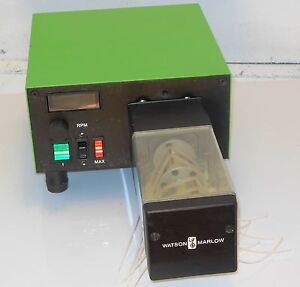 Watson Marlow 503s Peristaltic Pump With Head And Tubing