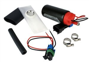 Aeromotive 11540 340lph Stealth In tank E85 Fuel Pump Center Inlet offset Outlet
