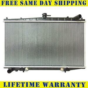 Radiator For 1993 2000 Nissan Altima 2 4l 4cyl Fast Free Shipping Great Quality