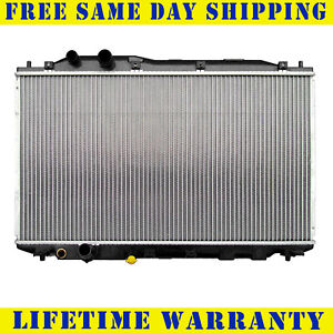 Radiator For Honda Civic Acura Csx 1 8l 2 0l Usa Canada Models Only
