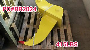 Frost Ripper Root Saw Excavator Extreme Tool Cat Mini John Deere Tooth
