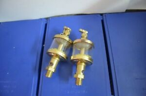 2pcs drip feed oiler for model