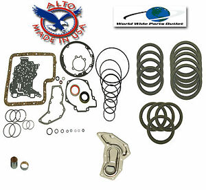 Ford C6 Rebuild Kit Heavy Duty Banner Kit Stage 2 1976 1996
