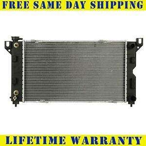 Radiator For 1996 2000 Chrysler Town Country 1997 2000 Dodge Grand Caravan V6