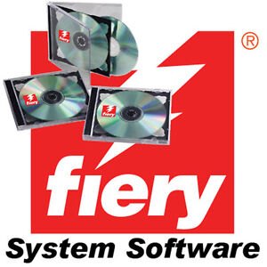 Xerox Fiery Ex Print Server Controller software Cd Dvd Igen 150 Digital Press