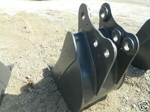 18 Pin On Bucket Built To Fit Kubota Kx 91 Excavator Guaranteed Fit