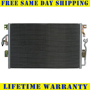 Ac A c Condenser For Saturn Fits Vue 3 5 V6 6cyl 3343