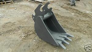 18 Quick Attach Bucket Built To Fit Kubota Kx 161 2 3 Excavator Guaranteed Fit