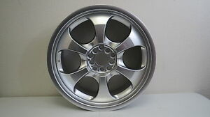 Adr 4 Titan 18x7 5 10holes 48offset Hyper Silver 5x100 5x114 3 New Set Of 4 Rims