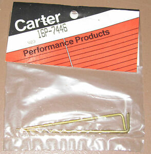 Carburetor Metering Step up Rods Afb Avs Carter Performance Parts 16p 7446