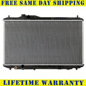 Radiator For 2012 2015 Honda Civic Acura Ilx 4cyl 1 8l 2 4l Fast Free Shipping