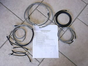 Farmall Ihc C Sc Super C Gas Complete Wiring Harness