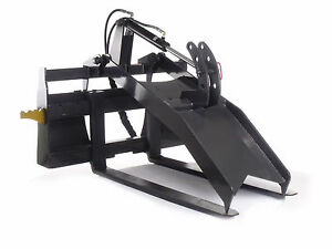 Skid Steer Fork Log Grapple