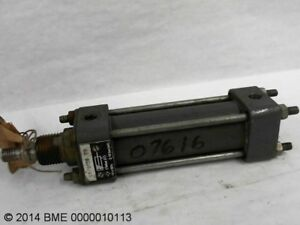 Norgren Pneumatic Cylinder Sm 9125 50 Used