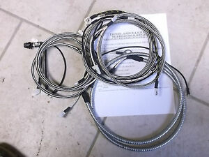 Farmall Ihc Super M Smta Gas Complete Wiring Harness