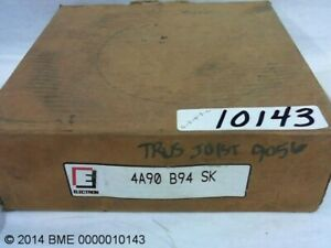 Electron 4 Groove Pulley Sheave 4a90 B94 Sk New In Unopen Box