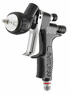Devilbiss 703567 Tekna Prolite Spray Gun No Cup 1 2 1 3 1 4 Needle Te10 Te20