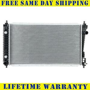 Radiator For 1995 2002 Lincoln Continental V8 4 6l Fast Free Shipping