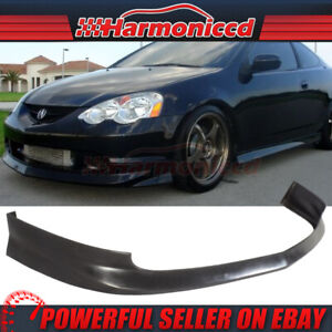Fits 02 04 Acura Rsx Dc5 A spec Front Bumper Lip Spoiler Bodykit Urethane