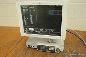 Ge Marquette Solar 8000m Patient Monitor Md15