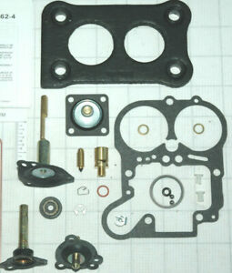 1977 81 Carb Kit Holley 5200c Model 2 Barrel Ford Mercury 4 Cyl 140 Engine