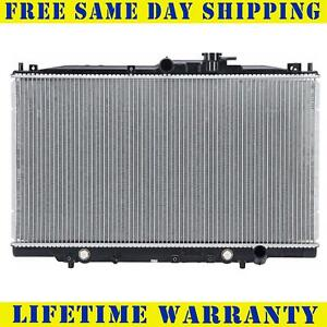Radiator For 1998 2002 Honda Accord 2 3l Lifetime Warranty Fast Free Shipping
