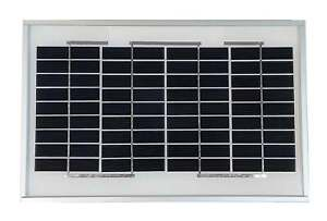 Solar Made Sgf 300 5 Watt Solar Panel For 12v Charging