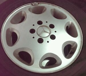 Used Mercedes Benz Wheels