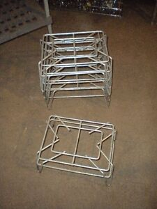 Lot 5 Floor Food Dunnage Racks Great For Any Bar Restaurant Must Sell