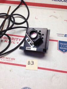 Parker Positioning System Daedal Div Model 5000 With Ccd Video Camera