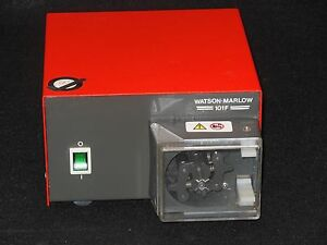 Watson Marlow 101 F r Fixed Speed Peristaltic Pump With Head 24 Rpm