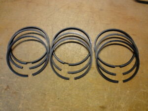 Tx13194 Piston Ring Set For Long Tractor