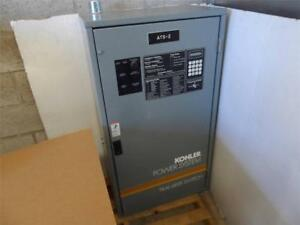 Kohler Power System Automatic Transfer Switch Gls 566341 0260 260amps 480v 3ph