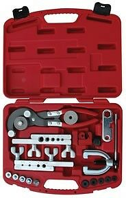 Atd Master Tubing Tool And Flaring Tool Kit With Cutter And Bender 5478