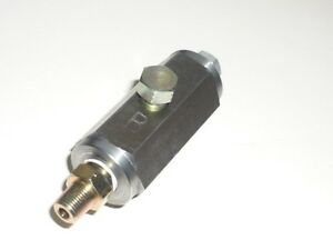 Oil Pressure Switch Port Adaptor By Jackmaster Universal To Tee Extra Ports