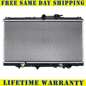 Radiator 1994 2001 For Honda Prelude Acura Cl 2 2l 2 3l Fast Free Shipping