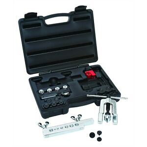 Gearwrench 41880d Double And Bubble Flaring Tool Kit 41880