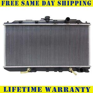 Radiator For Acura Integra 1 8 1 7 292