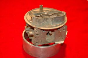 1965 C5af Bu Ford Dual Quad Holley List 3410 Air Horn Primary 427 Sohc Carb