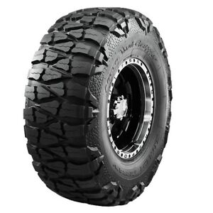 2 New Nitto Mud Grappler Tires 33x12 50r20lt 10 Ply E 114q