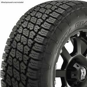 2 New 285 70r17 Nitto Terra Grappler G2 Tires 285 70 17 4 Ply 116t