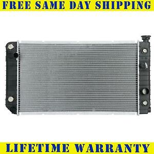 Radiator For 1988 1994 Chevy S10 Blazer Gmc Jimmy S15 4 3l Fast Free Shipping