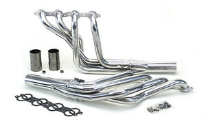 Musclerods 1962 67 Chevy 2 Nova Ls Swap Headers 1 3 4 Long Tube