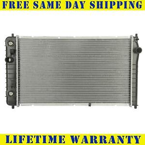 Radiator For 2002 2005 For Chevy Cavalier Pontiac Sunfire Fast Free Shipping