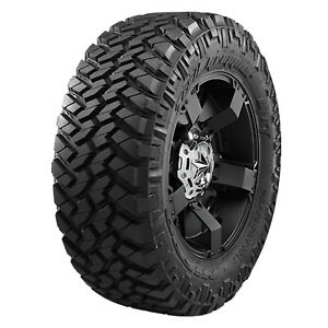 4 New Lt295 70r18 Nitto Trail Grappler M T Mud Tires 10 Ply E 121q