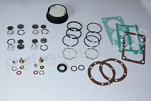 Emglo Jenny 610 1304 Ku101g Rebuild Kit W wearing Valve Parts Compressor