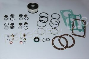 Emglo Jenny 610 1123 Ku101 Rebuild Kit W wearing Valve Parts Compressor