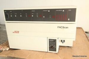 Becton Dickinson Facscan Fluorescence Activated Cell Analyzer