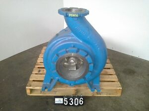 Worthington Pump Model 6frbh 183 sku Pt 5306